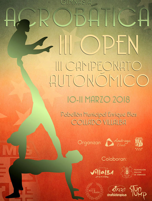 III OPEN MADRID